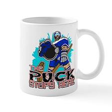 The Puck Stops Here Mug