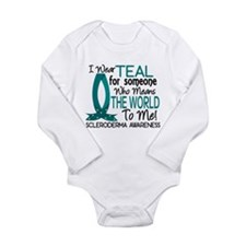 Scleroderma MeansWorld Long Sleeve Infant Bodysuit