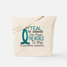 Scleroderma MeansWorldToMe1 Tote Bag
