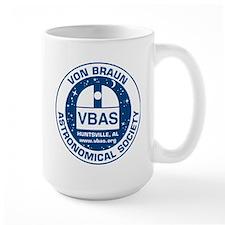 VBAS Logo Round Mugs