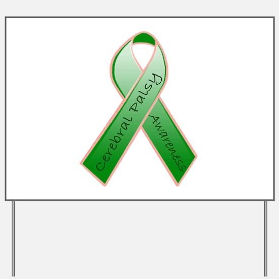 CP Awareness Ribbon.JPG Yard Sign