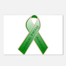 CP Awareness Ribbon.JPG Postcards (Package of 8)