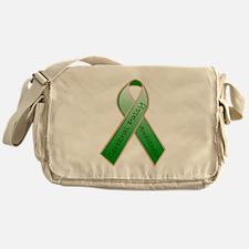 CP Awareness Ribbon.JPG Messenger Bag