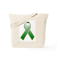 CP Awareness Ribbon.JPG Tote Bag