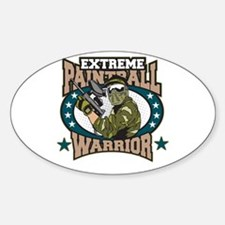 Extreme Paintball Warrior Decal