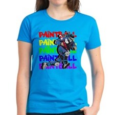 Paintball Player Tee