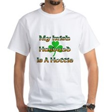 My Irish Husband Is A Hottie Shirt