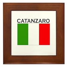 Catanzaro, Italy Framed Tile