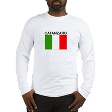 Catanzaro, Italy Long Sleeve T-Shirt