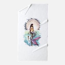 enchanted sea transparent.png Beach Towel