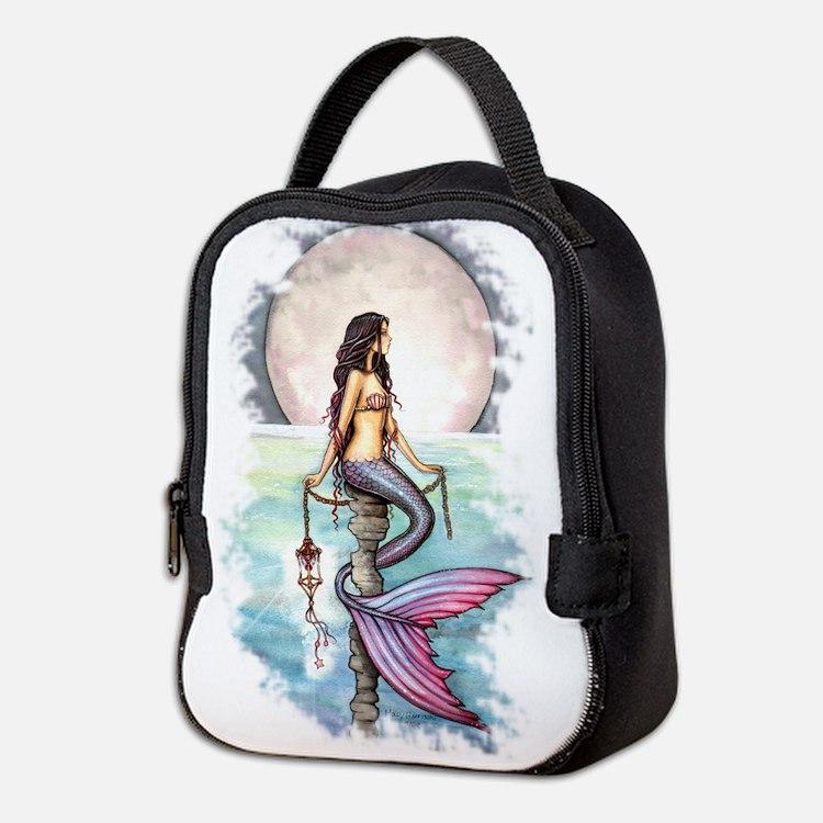 enchanted sea transparent.png Neoprene Lunch Bag