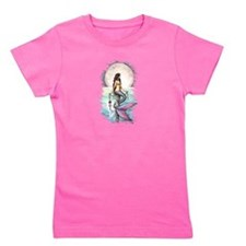 enchanted sea transparent.png Girl's Tee