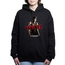 Daryl Dixon Claimed Women's Hooded Sweatshirt