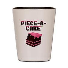 Piece-A-Cake - Cake Bite Shot Glass