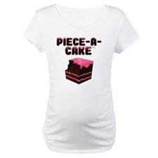 Piece-A-Cake - Cake Bite Shirt