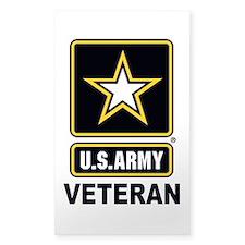 U.S. Army Veteran Stickers
