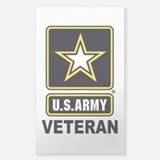 U.S. Army Veteran Stickers