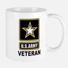 U.S. Army Veteran Mugs