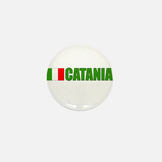 Catania, Italy Mini Button
