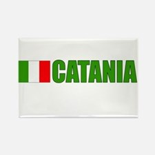 Catania, Italy Rectangle Magnet
