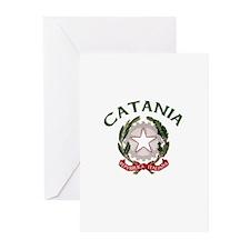 Catania, Italy Greeting Cards (Pk of 10)