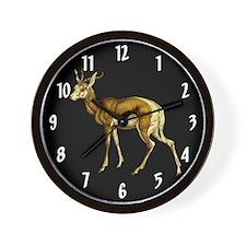 Springbok Wall Clock