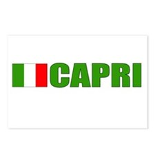 Capri, Italy  Postcards (Package of 8)