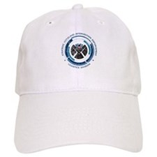 Distressed Shield Baseball Cap