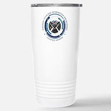 Distressed Shield Travel Mug