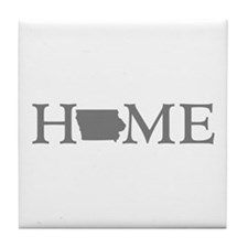 Iowa Home Tile Coaster