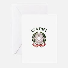 Capri, Italy  Greeting Cards (Pk of 10)