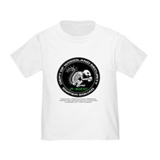 Dept Of Woodland Security Squirrel T
