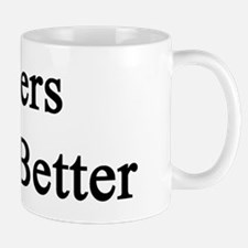 Boxers Know Better  Mug