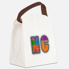 NC Canvas Lunch Bag