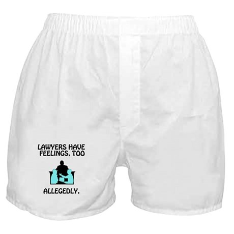Lawyers Have Feelings<BR>Underwear Shorts