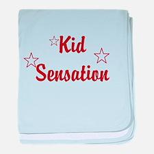 KID SENSATION baby blanket
