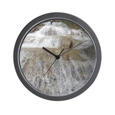 Dunn's River Falls Wall Clock