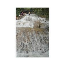 Dunn's River Falls Rectangle Magnet
