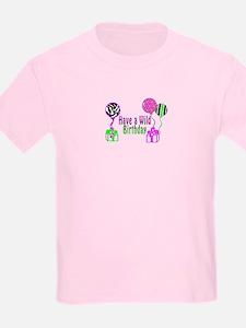 Have A Wild Birthday T-Shirt