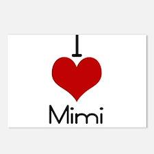 mimi.jpg Postcards (Package of 8)