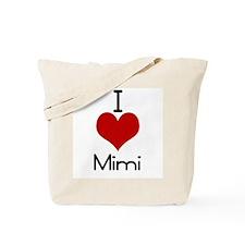 mimi.jpg Tote Bag