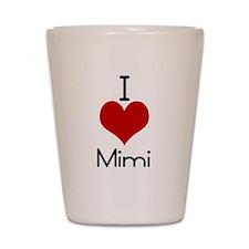 mimi.jpg Shot Glass