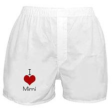 mimi.jpg Boxer Shorts