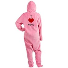 mimi.jpg Footed Pajamas