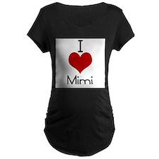 mimi.jpg Maternity T-Shirt