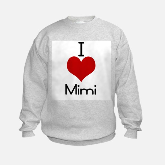 mimi.jpg Sweatshirt