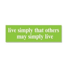 Cute So others may live Car Magnet 10 x 3