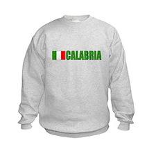 Calabria, Italy Sweatshirt