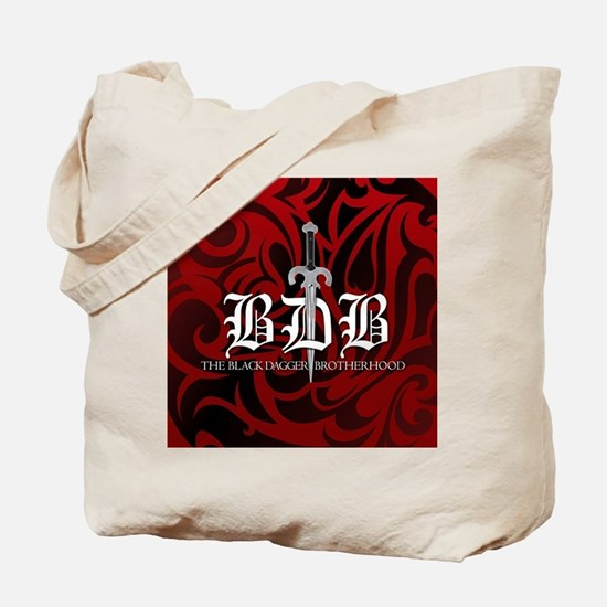 Bdb Red Tote Bag
