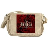 Black dagger brotherhood Messenger Bag